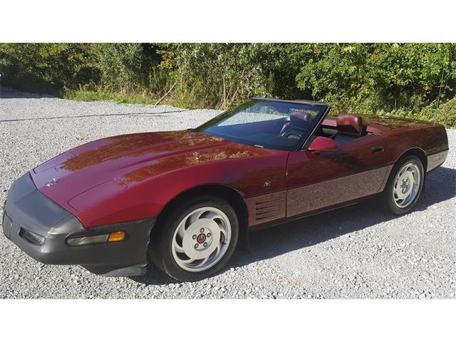 1993 Chevrolet Corvette | 906700