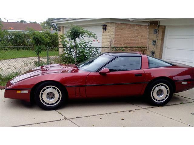 1987 Chevrolet Corvette | 906701