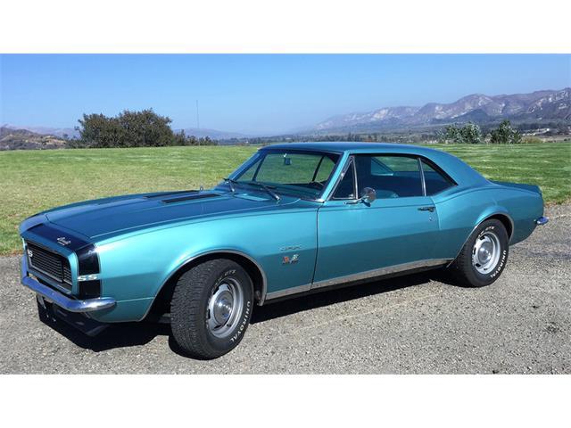 1967 Chevrolet Camaro | 906705