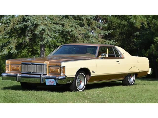 1978 Mercury Grand Marquis | 906706