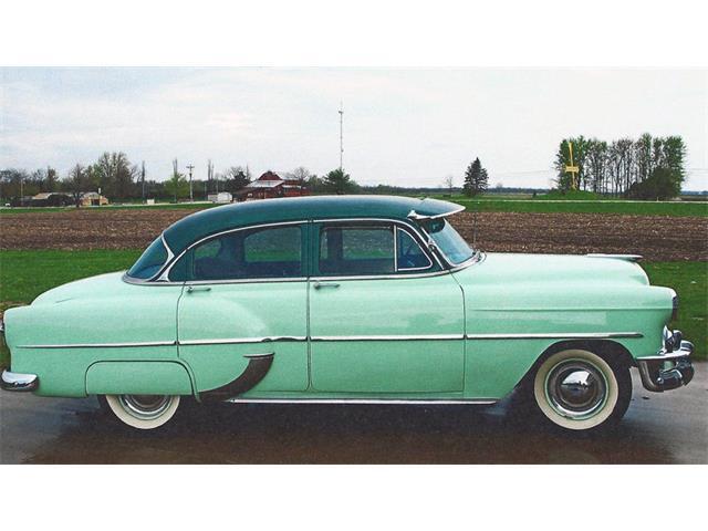 1953 Chevrolet 210 | 906708