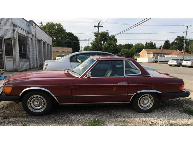1978 Mercedes-Benz 450SL | 906709