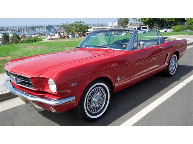 1965 Ford Mustang | 906712