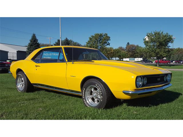 1967 Chevrolet Camaro | 906714