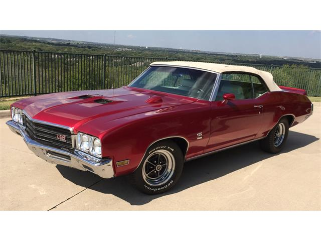 1971 Buick Gran Sport | 906720