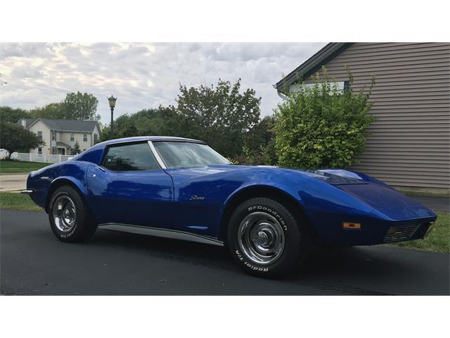 1973 Chevrolet Corvette | 906723