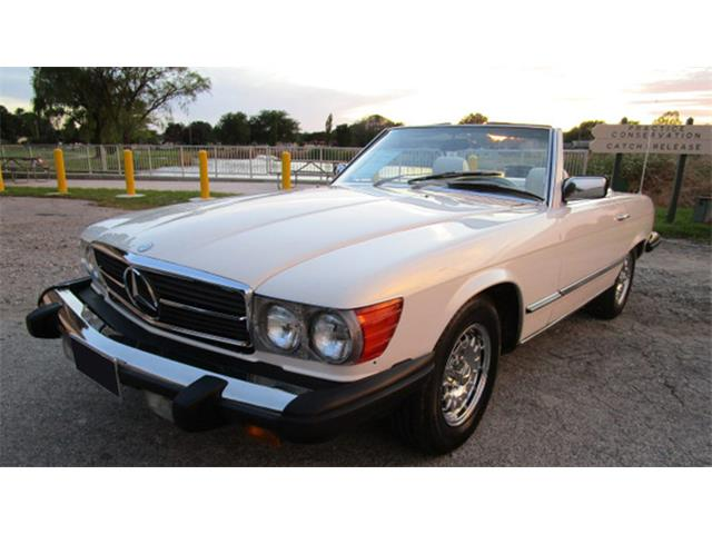 1982 Mercedes-Benz 380SL | 906728