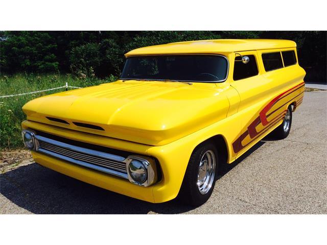 1966 Chevrolet Suburban | 906731