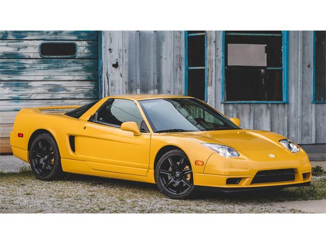 2004 Acura NSX-T | 906732
