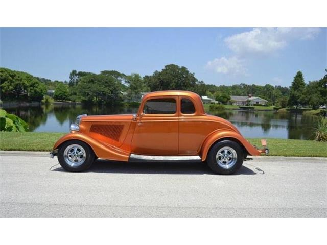 1934 Ford 5-Window Coupe | 906754