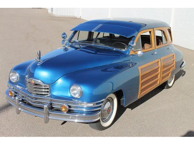 1950 Packard Sedan | 906756