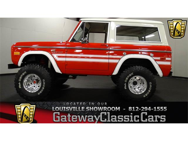 1973 Ford Bronco | 906762