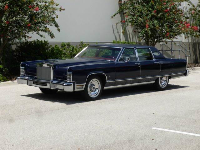 1977 Lincoln Premiere | 906769