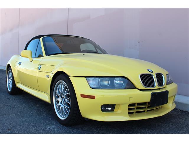 2001 BMW Z3 | 906784