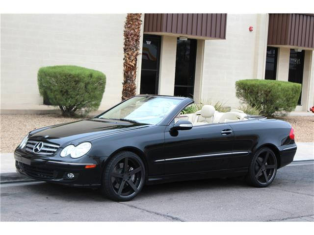 2009 Mercedes-Benz CLK350 | 906785