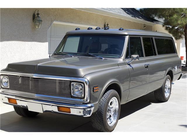 1971 Chevrolet Suburban | 906788
