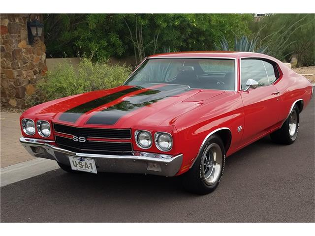 1970 Chevrolet Chevelle | 906791