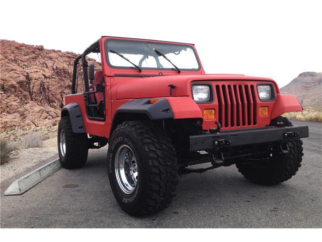 1993 Jeep Wrangler | 906796