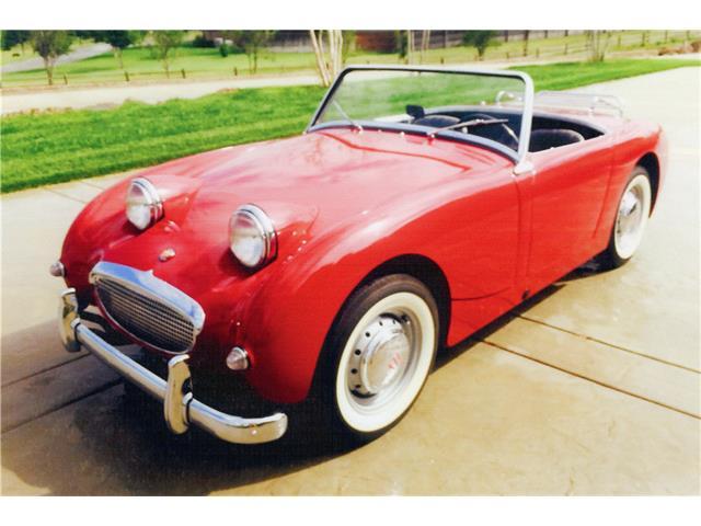 1958 Austin-Healey Sprite | 906797