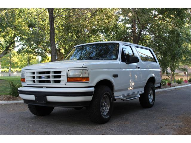 1995 Ford Bronco | 906800