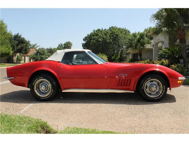 1972 Chevrolet Corvette | 906806