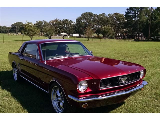 1966 Ford Mustang | 906810