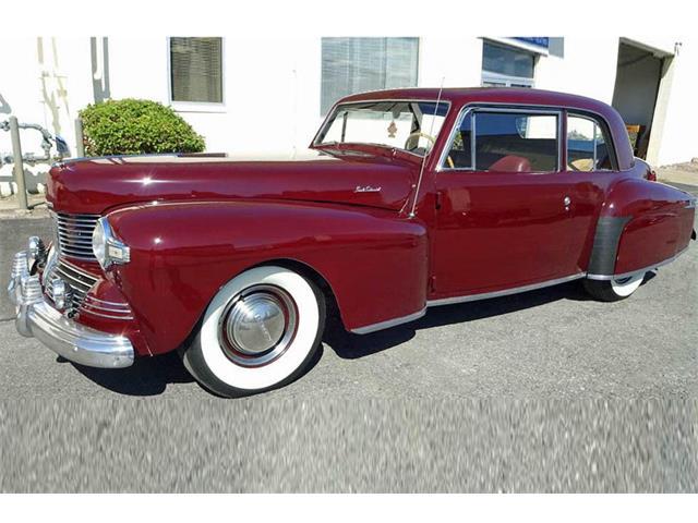 1942 Lincoln Continental | 906820