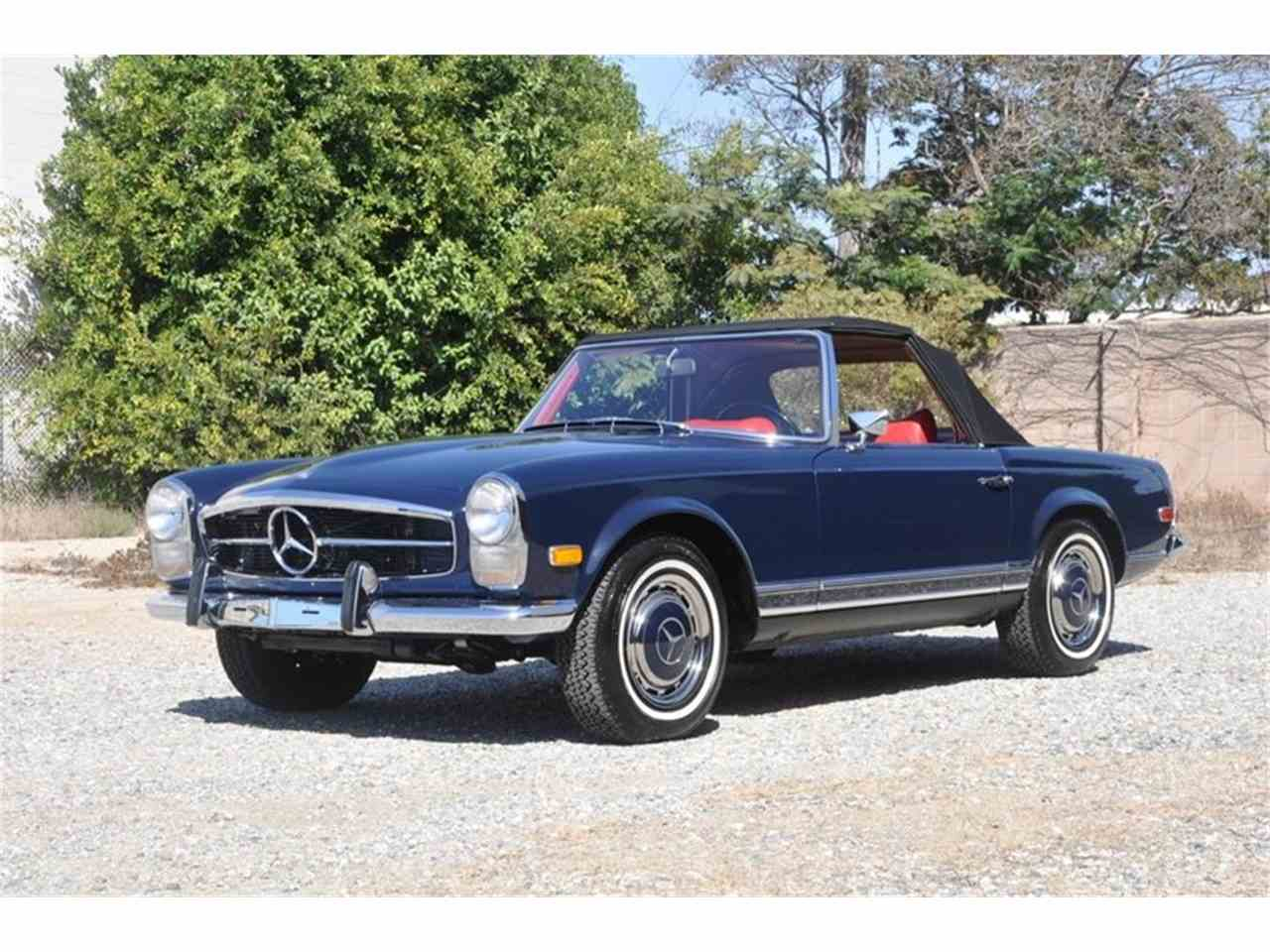 1969 mercedes benz 280sl for sale cc for Benz mercedes for sale