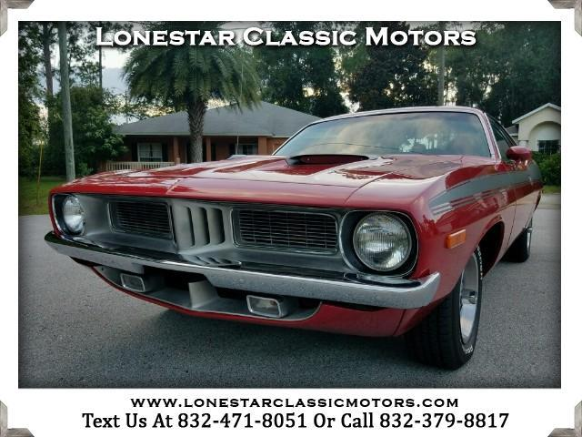 1973 Plymouth Barracuda | 906842