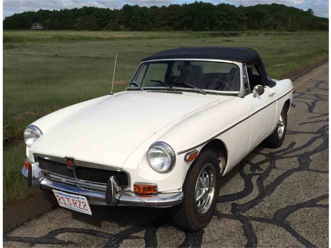 1973 MG MGB for Sale - CC-906850