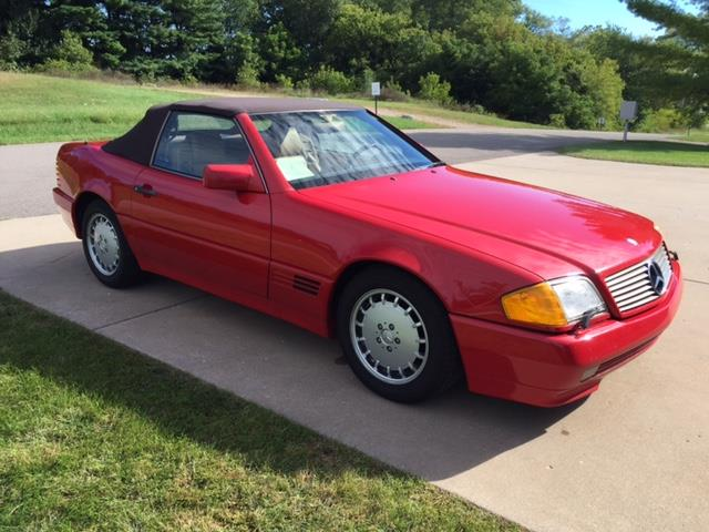 1990 Mercedes-Benz 300SL | 906853