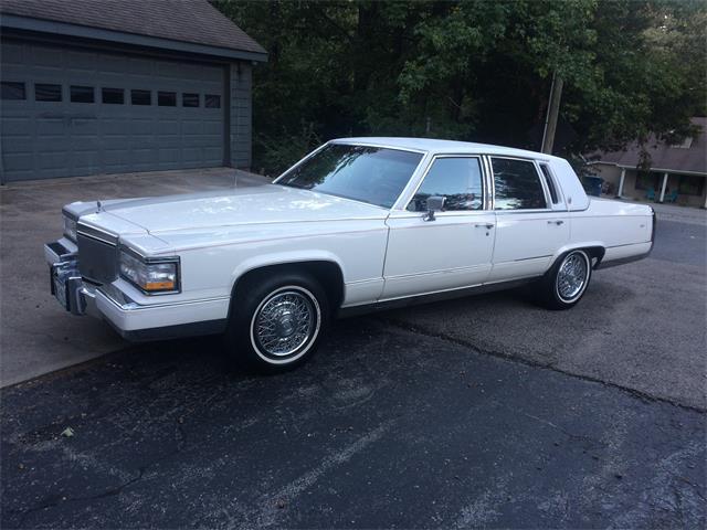 1992 Cadillac Brougham | 906860