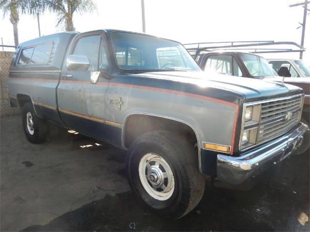 1984 Chevrolet Pickup | 900687