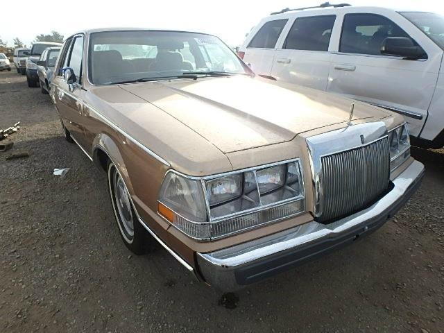 1986 Lincoln Continental | 900688