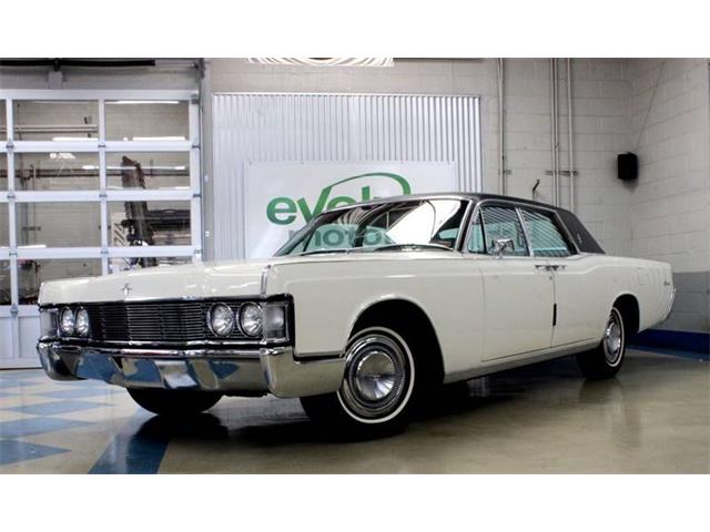 1968 Lincoln Continental | 906882