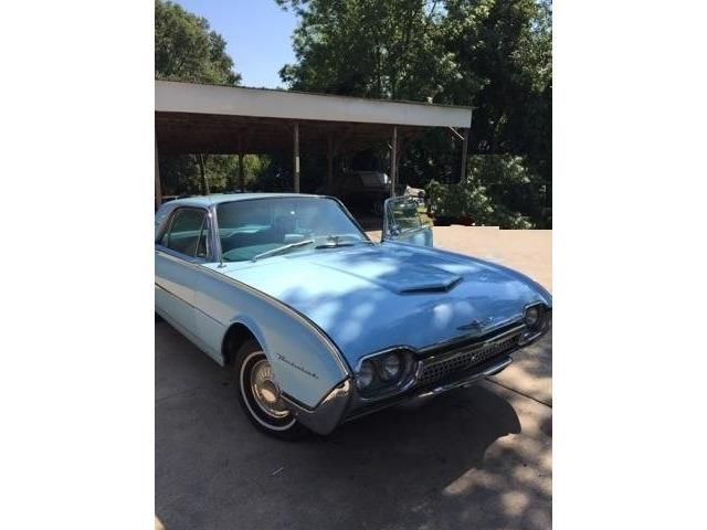 1962 Ford Thunderbird   906890