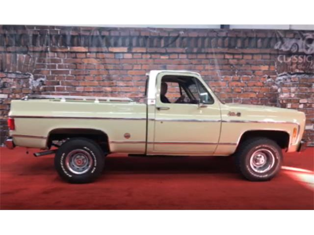 1977 GMC Sierra | 906901
