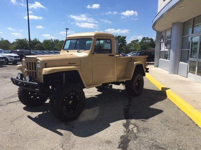 1955 Jeep Willys | 906905