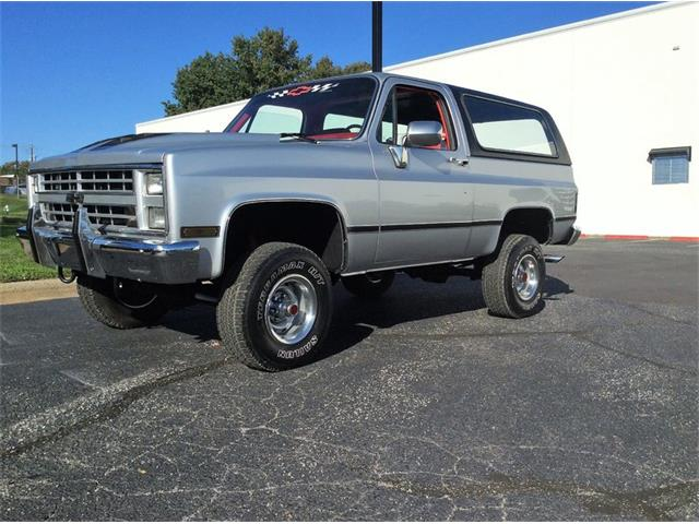 1986 Chevrolet K5 Blazer | 906906