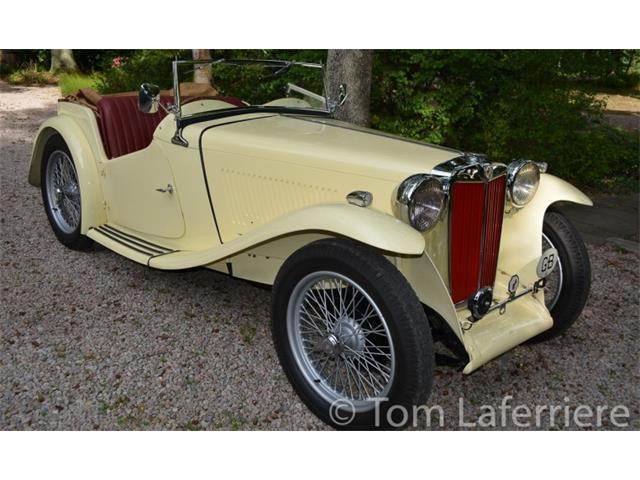 1938 MG TA | 906922