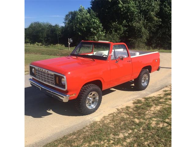 1978 Dodge Ramcharger | 906933