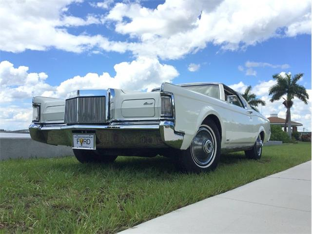 1969 Lincoln Continental Mark III | 906934