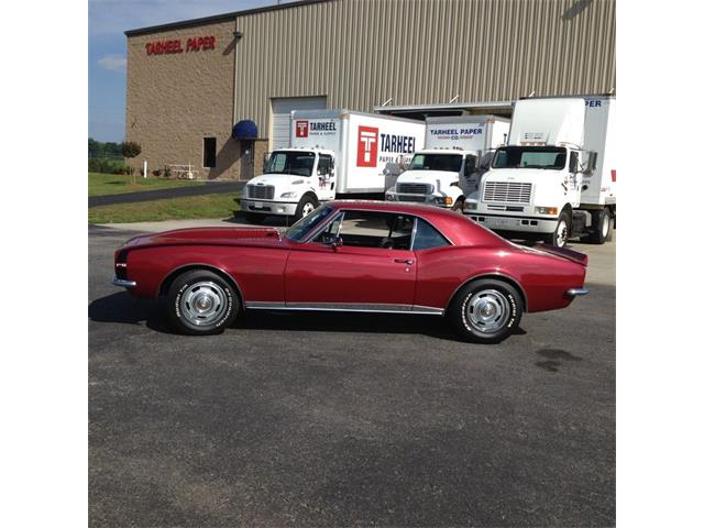 1967 Chevrolet Camaro | 906936