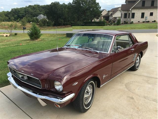 1966 Ford Mustang | 906937