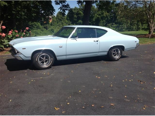 1969 Chevrolet Chevelle SS | 906938