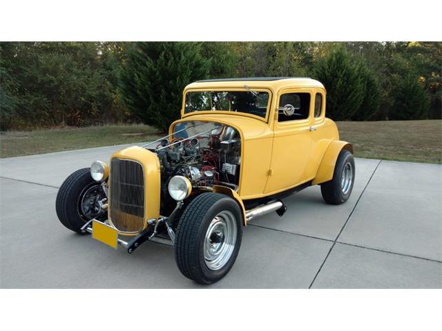 "1932 Ford 5 Window Coupe ""American Graffiti"" Movie Tribute 