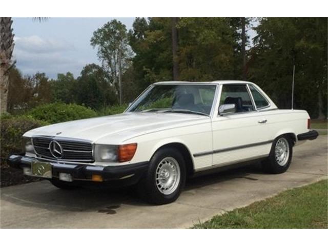 1983 Mercedes-Benz SL380 | 906950