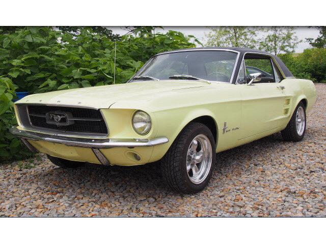 1967 Ford Mustang | 906956
