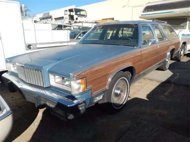 1987 Mercury Grand Marquis | 900696