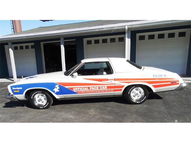 1975 Buick Regal Pace Car Replica | 906961